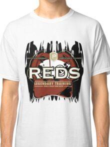 Red's Pokemon Training Classic T-Shirt