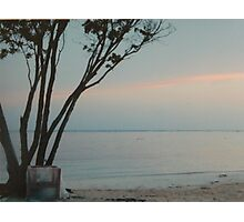 Early Jamaican Morning Photographic Print