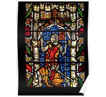 John de Charleton 1268-1353 Poster
