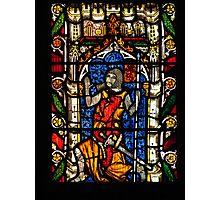 John de Charleton 1268-1353 Photographic Print