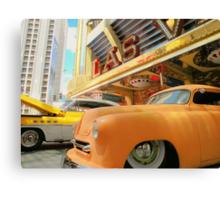 Classic Rides of  Las Vegas ! Canvas Print