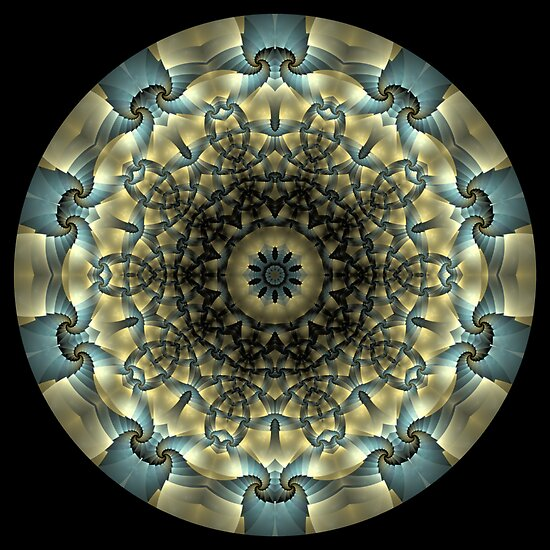 Wings of Steel Kaleidoscope 01 by fantasytripp