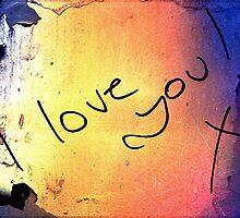 I love you! by Denis Marsili - DDTK