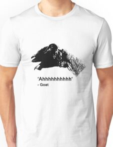 Goat scream Unisex T-Shirt
