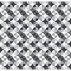 Geometric interlaced pattern by Richard Heyes