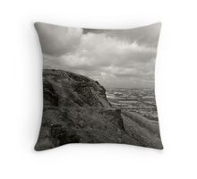 The Cloud, Rollei Infra Red film Throw Pillow