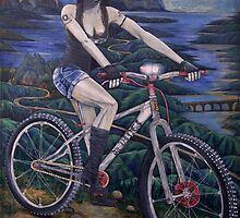 Mona Lisa by CYCOLOGY