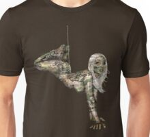 1st Special Forces Group Pinup Unisex T-Shirt