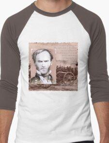 General Sherman on the Offensive Men's Baseball ¾ T-Shirt