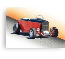 1932 Ford Roadster 115 Canvas Print
