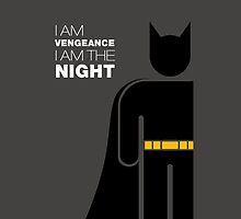 Batman by saboe