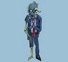 Zombie in a suit Unisex T-Shirt