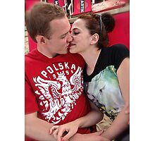 That's love ! Photographic Print