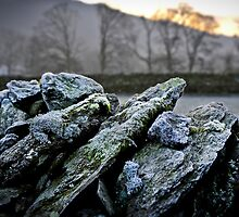 Dry Stone Wall by russw