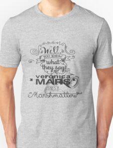 Veronica Mars- Marshmellow T-Shirt