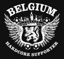 Belgium Hardcore Supporter by worldcup