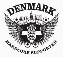 Denmark Hardcore Supporter by worldcup