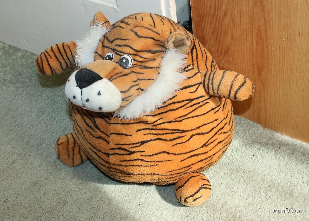 Tiger DoorStop by AnnDixon