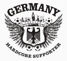 Germany Hardcore Supporter by worldcup