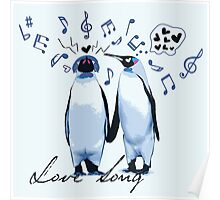 King Penguin's Love Song Poster