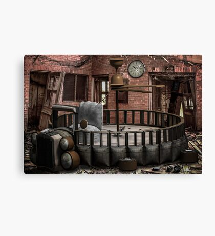 Time After Time Canvas Print