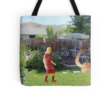 You said you'd never leave--you're such a ……..well, I guess that goes without saying! Tote Bag