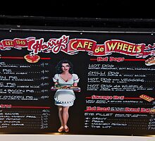 Harry's Cafe De Wheels by phil decocco