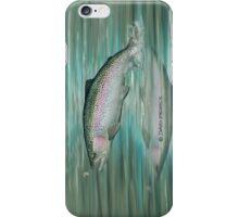 Rainbow Rise iPhone Case/Skin