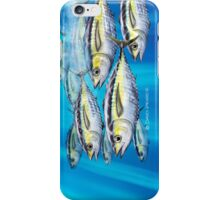 Yellowfin Tuna iPhone Case/Skin