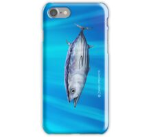 Striped Tuna iPhone Case/Skin