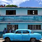 Cuban Blues by Kirstine Dieckmann