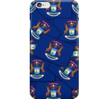 Smartphone Case - State Flag of Michigan - Multiple iPhone Case/Skin