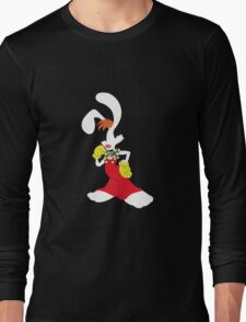 roger rabbit Long Sleeve T-Shirt