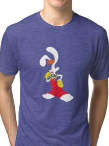 roger rabbit Tri-blend T-Shirt
