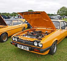 1978 Ford Capri 11s 2994cc by Keith Larby