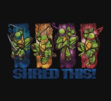 Shred This! Baby Tee