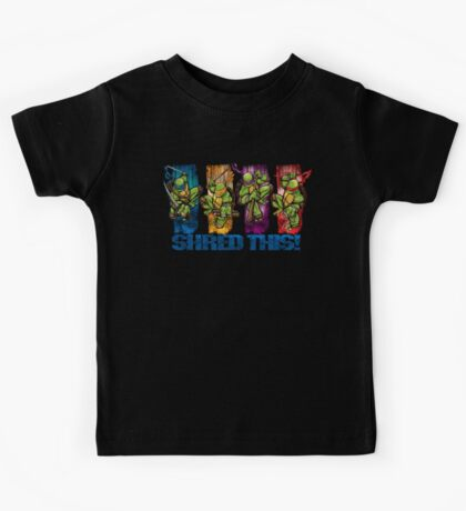 Shred This! Kids Clothes