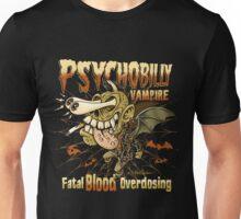 Psychobilly Vampire Unisex T-Shirt
