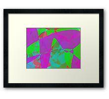 From Underwater Framed Print