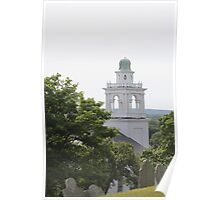 The Church of the Pilgrimage, Plymouth, Massachusetts Poster