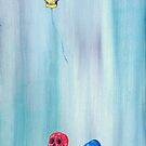 Birthday Balloons by Carol Stocki