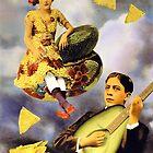 XOCO Collection: Avocado Serenade by Bill Blair