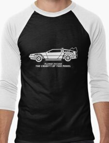 Delorean + text T-Shirt