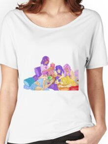 MLP Sleepover Women's Relaxed Fit T-Shirt