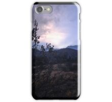 Blue Morning iPhone Case/Skin