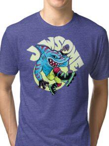 Jawsome! Tri-blend T-Shirt