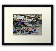 Physical Education Framed Print