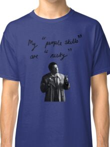 """My """"people skills"""" are """"rusty"""" Classic T-Shirt"""