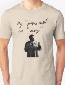 "My ""people skills"" are ""rusty"" T-Shirt"