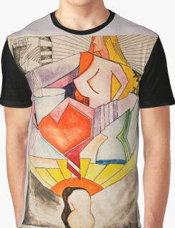 art, gonzo, abstraction Graphic T-Shirt